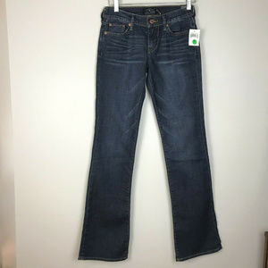 NWT Lucky Brand Jeans Sweet 'n Low Boot Midrise